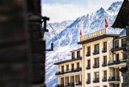 Церматт: Grand Hotel Zermatterhof