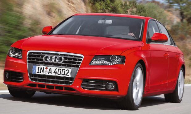 Audi A4 всегда в цене