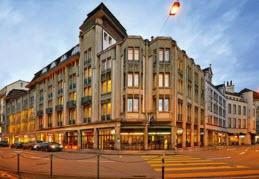 Цюрих: Hotel Seidenhof