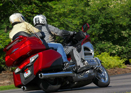 Honda Gold Wing — туристический круизер