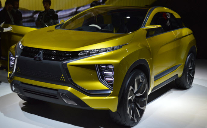 Mitsubishi еХ Concept