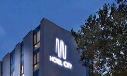 Лугано: Hotel City Lugano