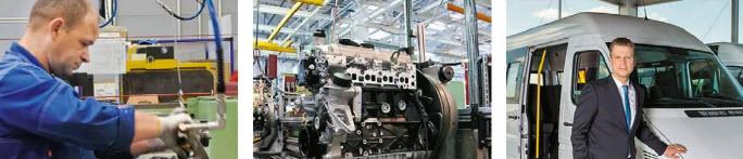 Mercedes-Benz запустила производство дизельных двигателей в Ярославле