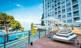 Монтрё: Eurotel Montreux