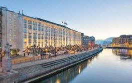 Женева: Hotel Mandarin Oriental