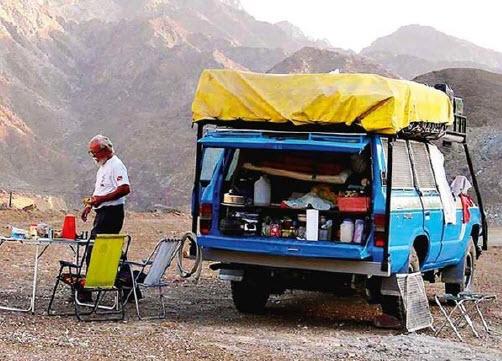 путешествие по Камеруну на том же VW Beetle