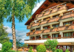 Клостерс: Sunstar Hotel Klosters