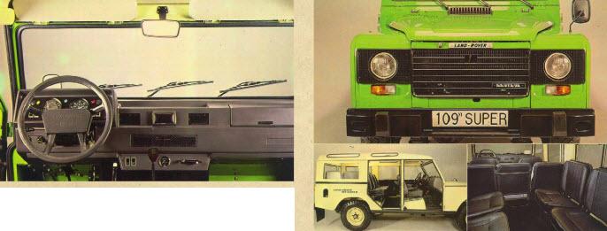 Хочу быть Defender. Santana 1983 года снаружи напоминала Land Rover. А вот внутри был совершенно оригинальный интерьер