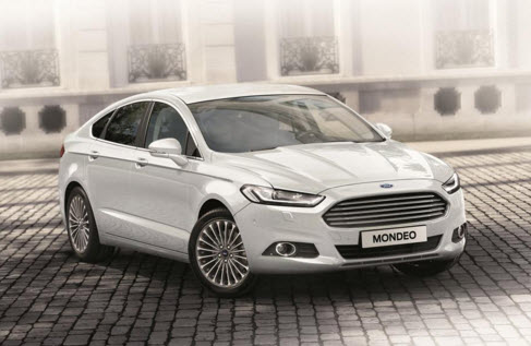 Ford Mondeo Titanium Plus