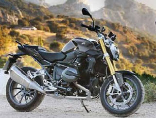 Наш мотоцикл BMW R1200R