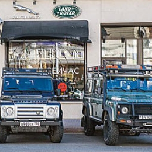 Land Rover Defender уходит на покой