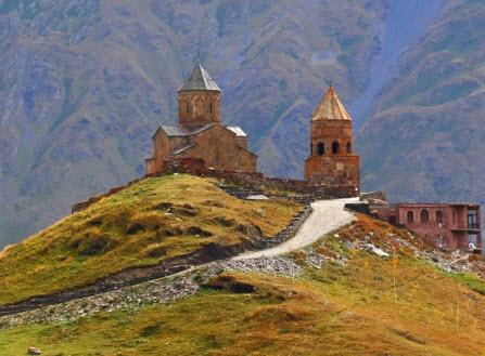 Монастырь Цминда Самеба