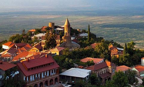 городок Сигнахи