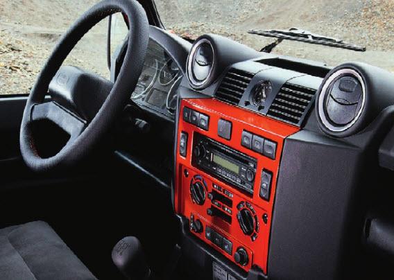 Новый ДИЗАЙН. В 2007 году передняя панель радикально изменилась. А на лимитированной версии Fire она еще и покраснела.