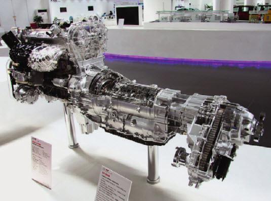 Трехлитровый. Новая рядная «шестерка» вкупе с АКПП позволит стать топовому Н9 динамичнее.